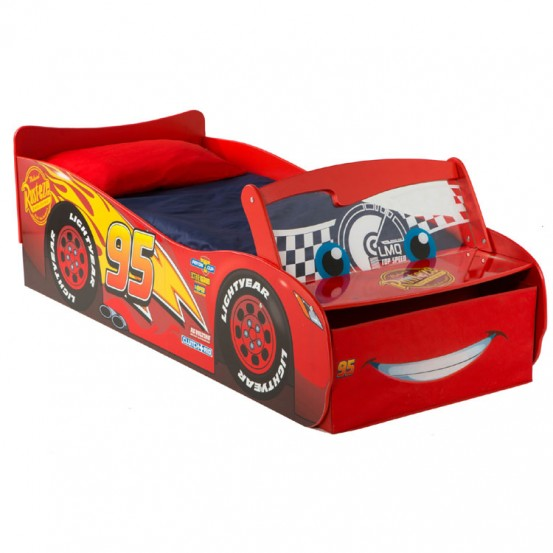 Cars Junior McQueen Autobed