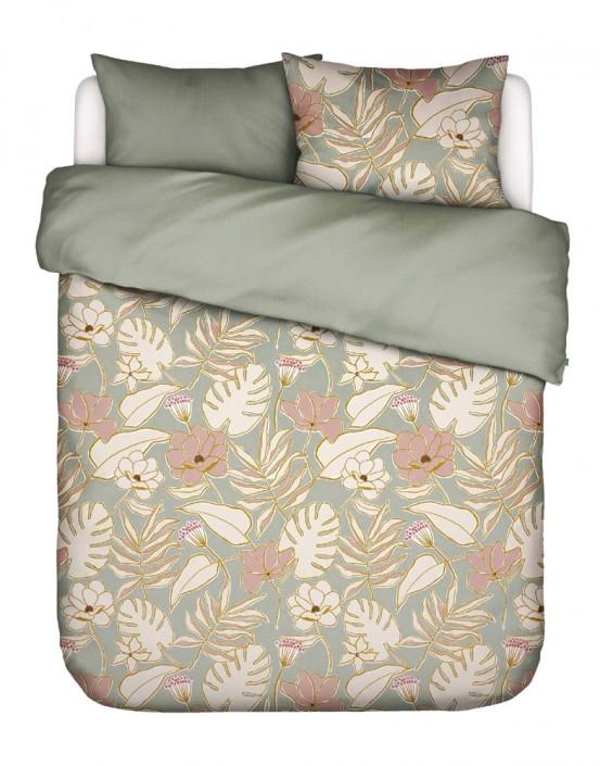 Covers & Co Dekbedovertrek Flower Rangers