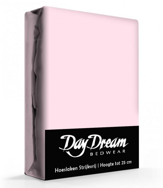 Day Dream Hoeslaken Katoen Roze