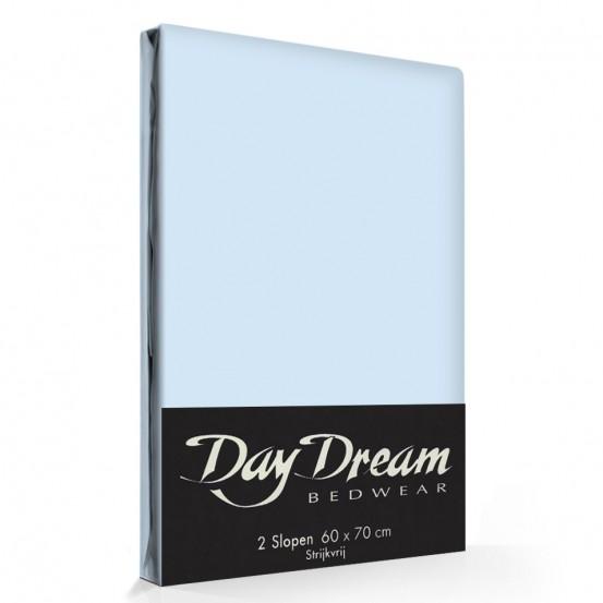 2 Stuks Kussenslopen Day Dream Lichtblauw (katoen)