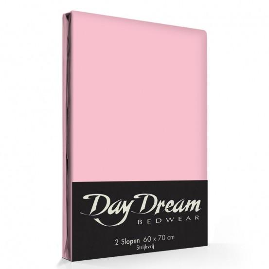 2 Stuks Kussenslopen Day Dream Roze (katoen)