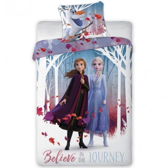 Frozen 2 Dekbedovertrek Journey