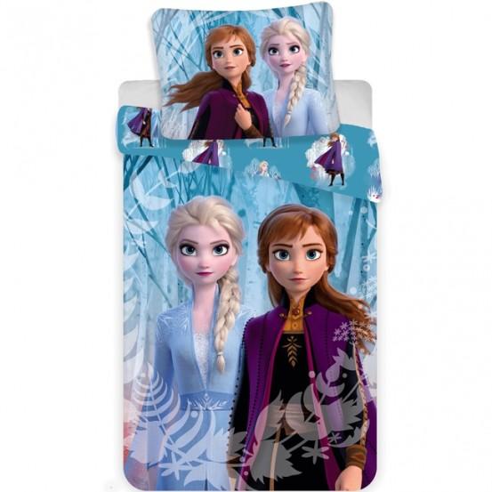 Disney Frozen Dekbedovertrek Snowflake