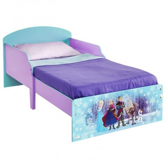 Frozen Junior Bed Anna & Elsa