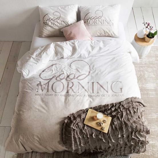 Dreamhouse Dekbedovertrek Soft Morning Taupe