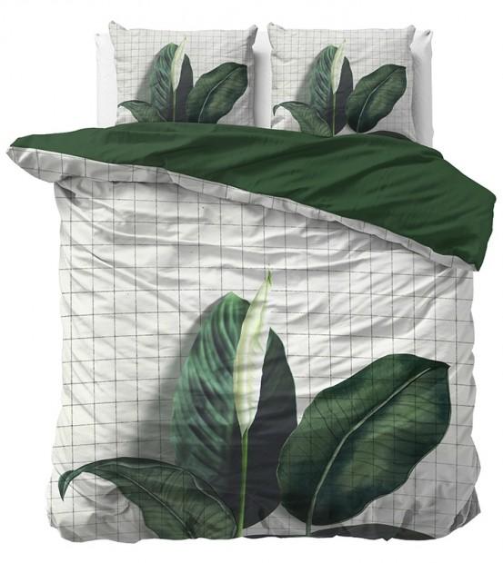 Dreamhouse Dekbedovertrek Wild Nature Green