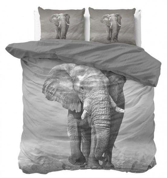 Dreamhouse dekbedovertrek Elegant Elephant