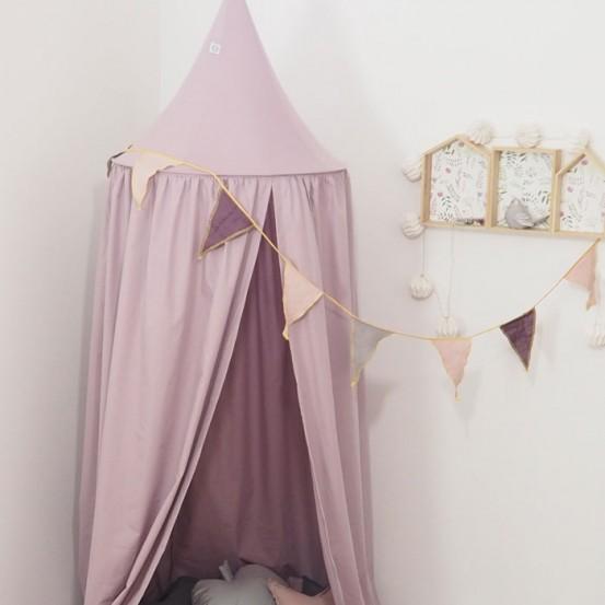 Betulli Klamboesluier Dusty Pink