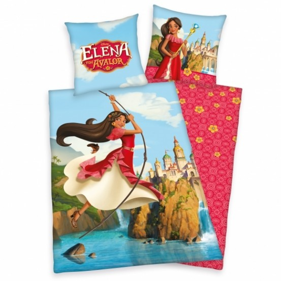 Disney's dekbedovertrek Elena of Avalor