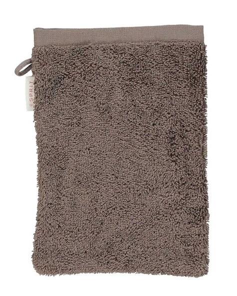Esprit Washandjes Solid Brown (6st)