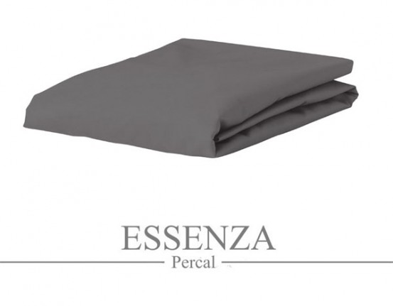 Essenza Hoeslaken Percal Steel Grey