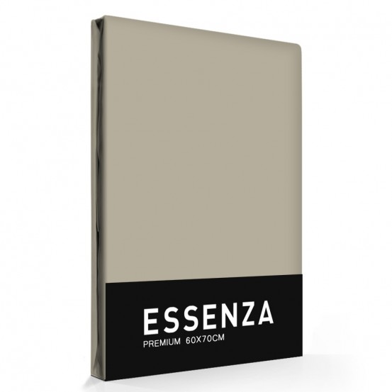 Essenza Kussensloop Percal Clay (1 stuk)