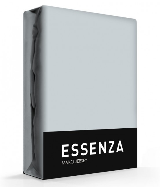 Essenza Mako Jersey Hoeslaken Light Blue