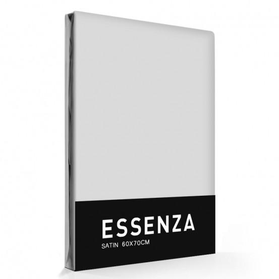 Essenza Kussensloop Satin Silver (1 stuk)