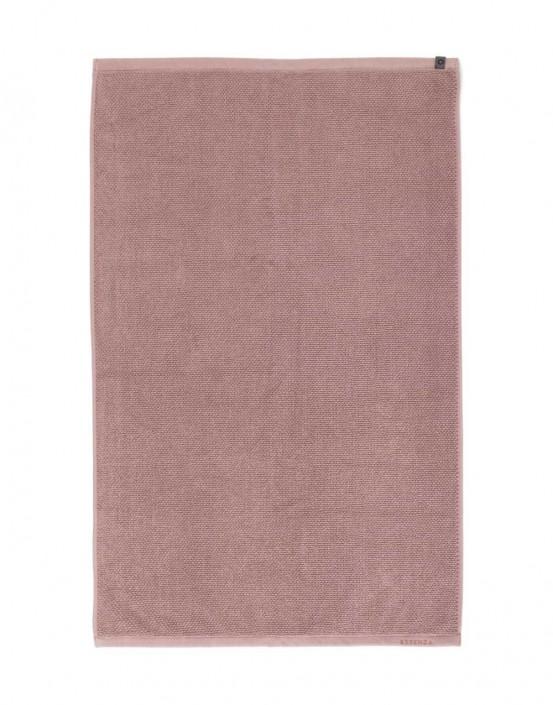Essenza Badmat Connect Organic Uni Rose 60 x 100 cm