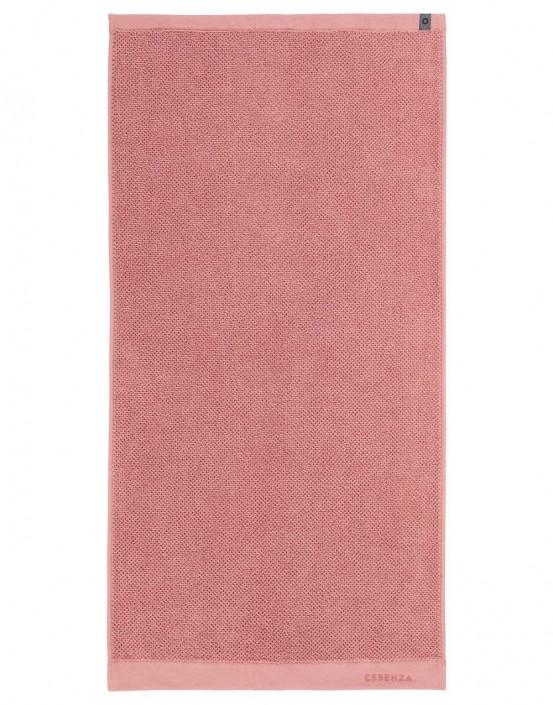 Essenza Handdoek Connect Organic Uni Rose 70 x 140 cm
