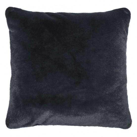 Essenza sierkussen Furry Night Blue 50 x 50 cm