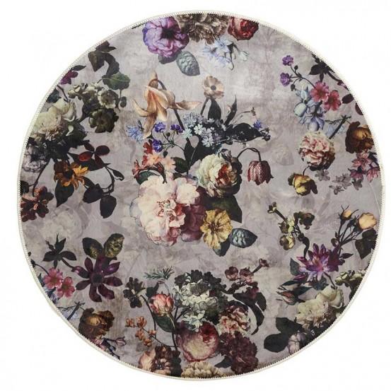 Essenza Vloerkleed Fleur Finest Grey
