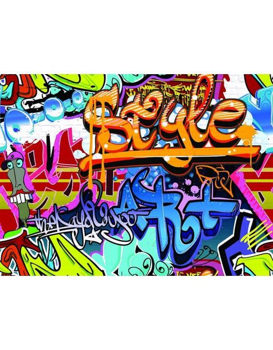 Fotobehang Graffity 232 cm x 315 cm