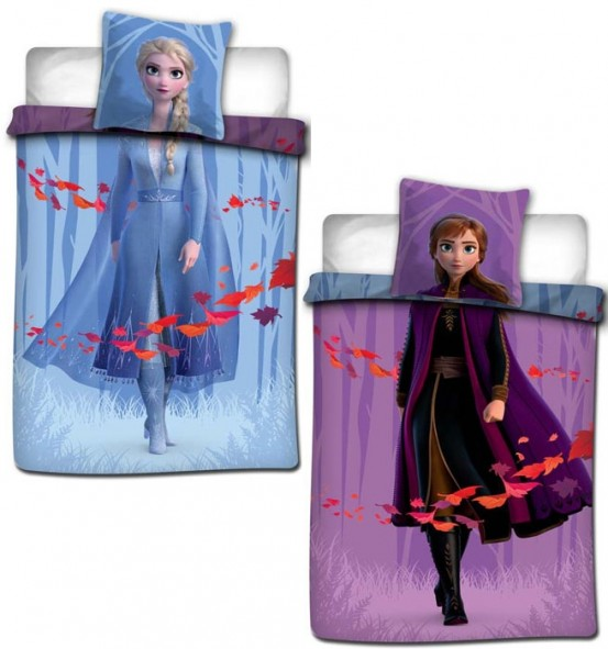 Dekbedovertrek Anna Elsa Double Face