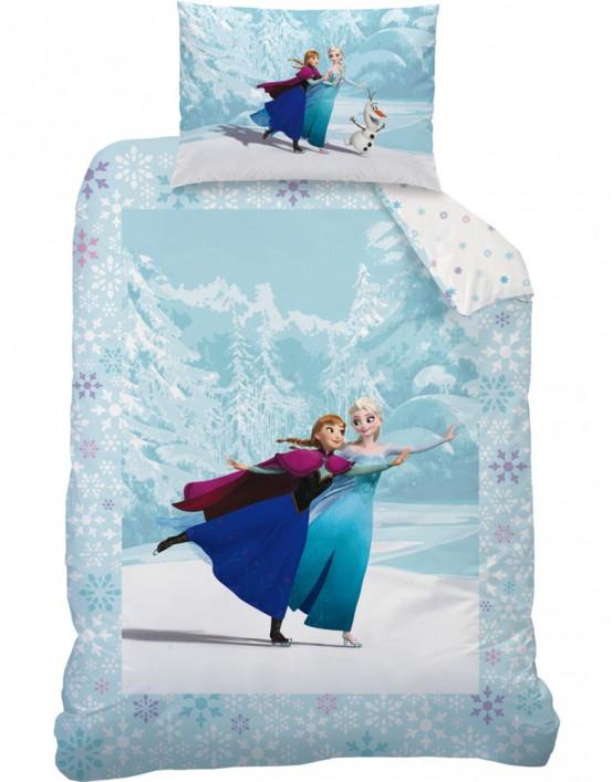 Frozen Ledikant Dekbedovertrekje 110x140cm