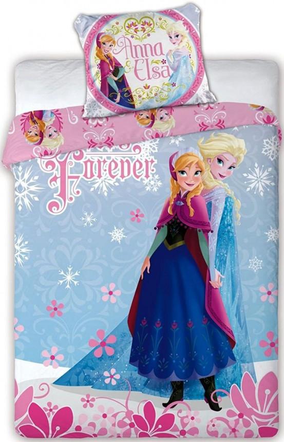 Frozen Anna & Elsa Ledikant Dekbed Ledikant