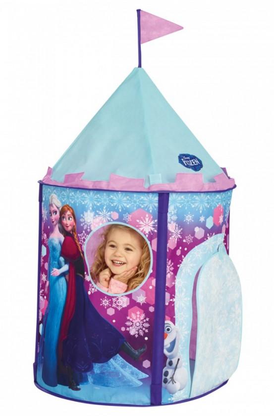 Frozen Speeltent Frozen Anna, Elsa & Olaf