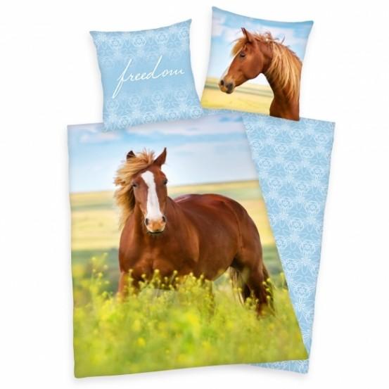 Herding Young Collection Paarden Dekbedovertrek Freedom