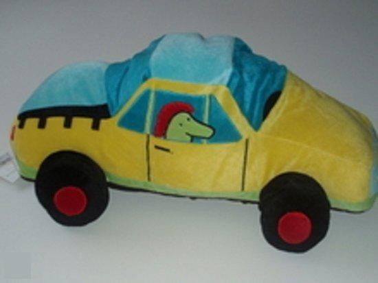 Hiccups for Kids Knuffel/Kussen Ute