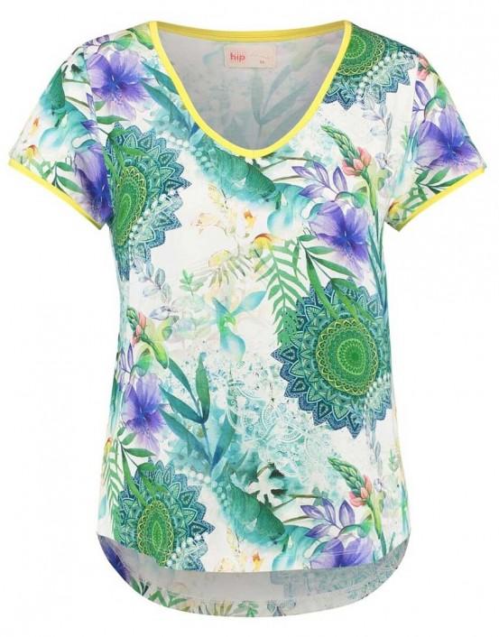 Hip Homewear T-shirt Virdi