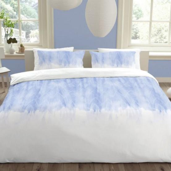House Of Dreams Dekbedovertrek Swich Blue