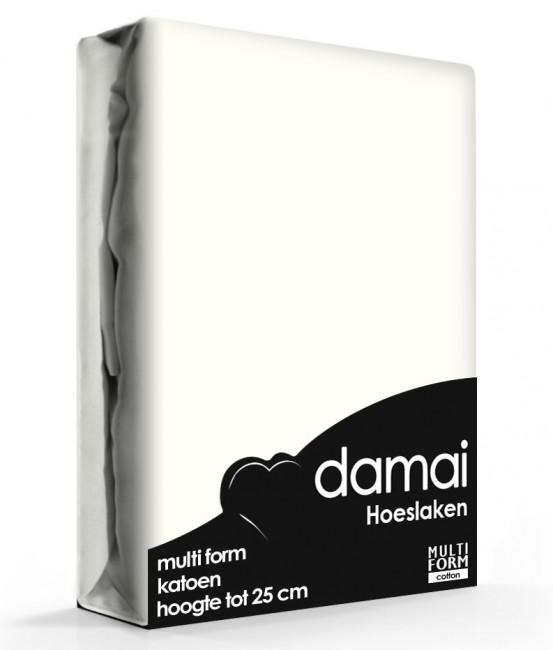 Hoeslaken Multiform Damai Cream (Katoen)