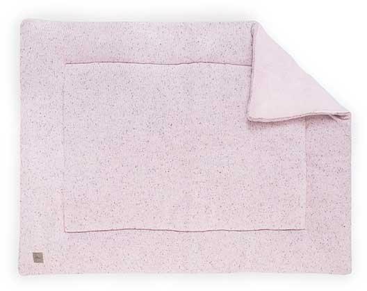 Jollein Boxkleed 80x100cm Confetti Knit Vintage Pink