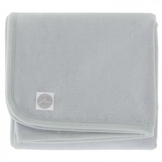 Jollein Deken 100x150cm Soft Grey
