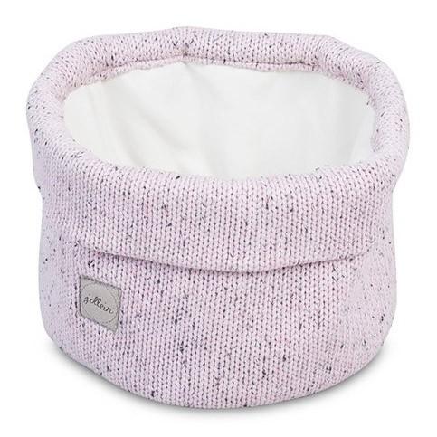 Jollein Mand Confetti Knit Vintage Pink