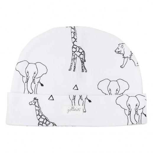 Jollein Muts Safari Black White 6-12 maand