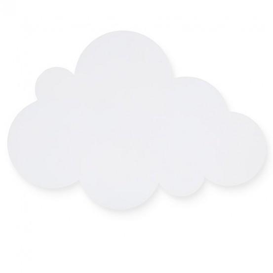 Jollein Wandlamp Clouds White
