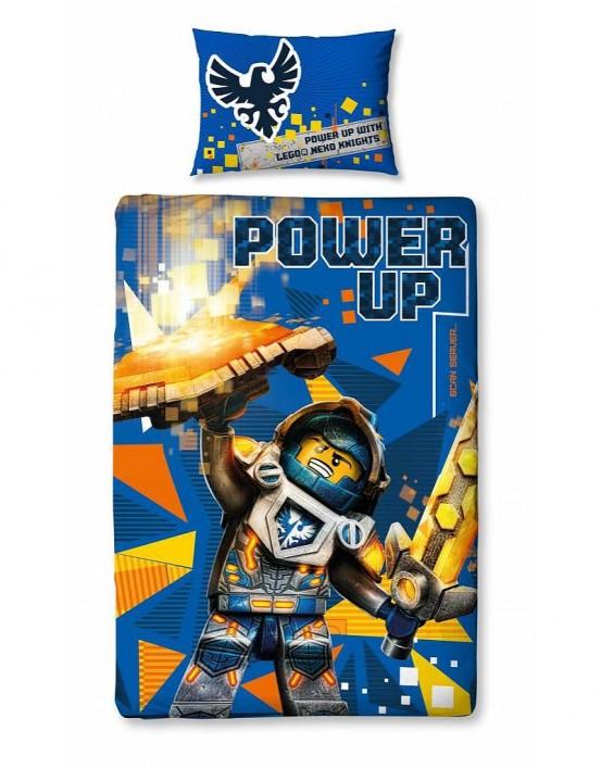 Kinderdekbedovertrek Nexo Knights Power
