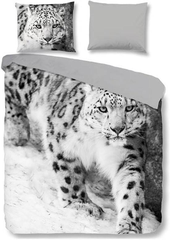 Pure Dekbedovertrek Leopard-200x200/220