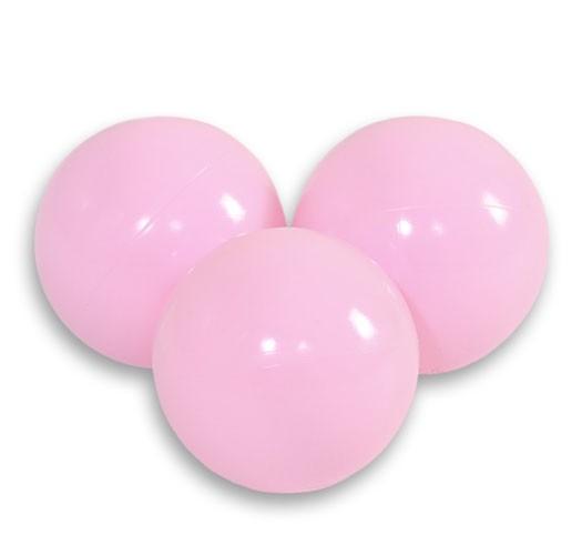 Ballenset Ballenbak Lichtroze (50 stuks)