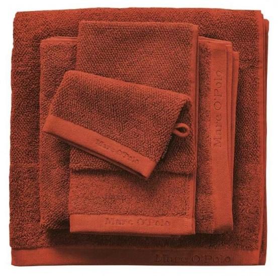 Marc O'Polo Timeless Uni Burnt Orange