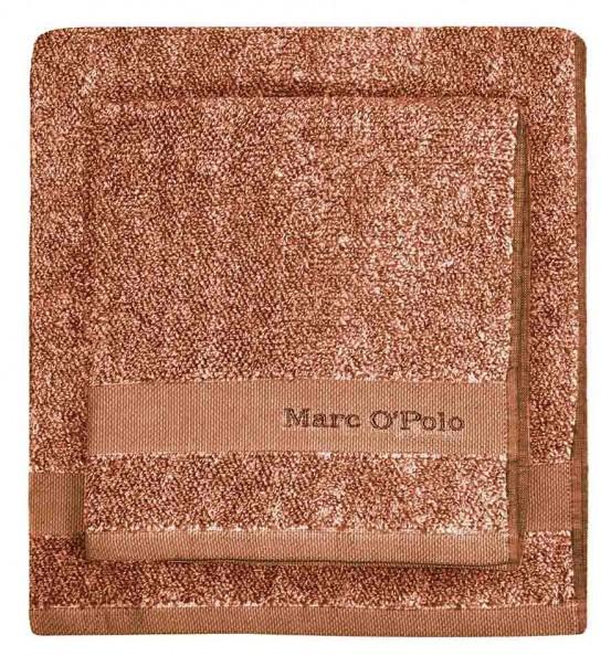 Marc O'Polo Melange Burnt Orange & Oatmeal