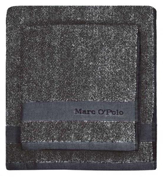 Marc O'Polo Melange Navy & Silver