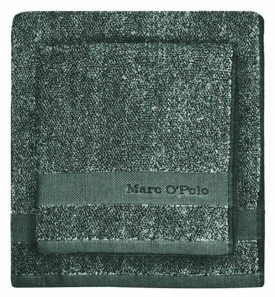 Marc O'Polo Melange Pine Green & Off White