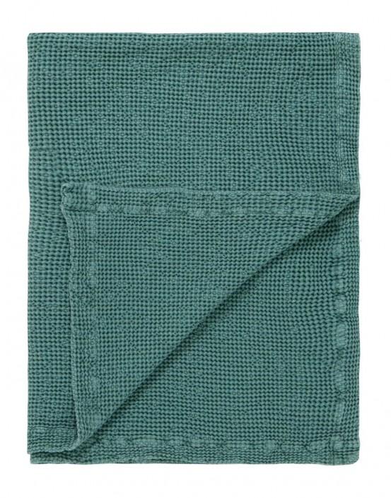 Marc O'Polo Plaid Viron Sage Green (130x170cm)