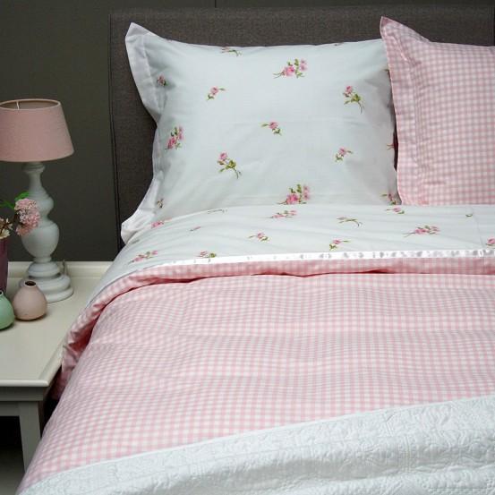 Town & Country dekbedovertrek Melrose Pink
