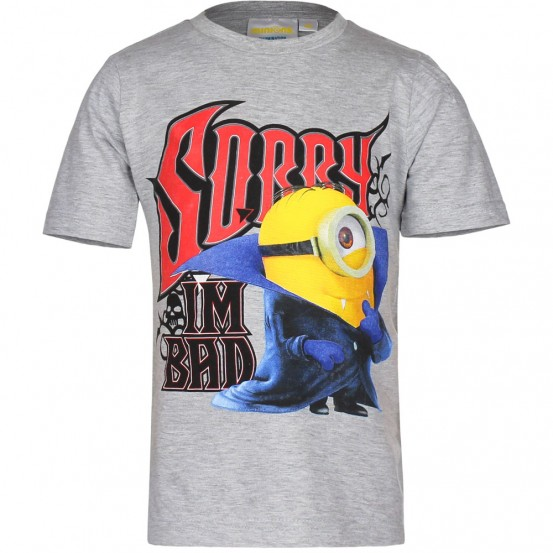Despicable Me T-Shirt Sorry, I'm Bad