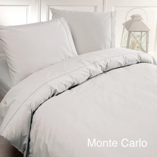 Papillon Dekbedovertrek Monte Carlo Wit