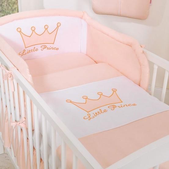 My Sweet Baby Overtrekset Little Princess Poeder Roze