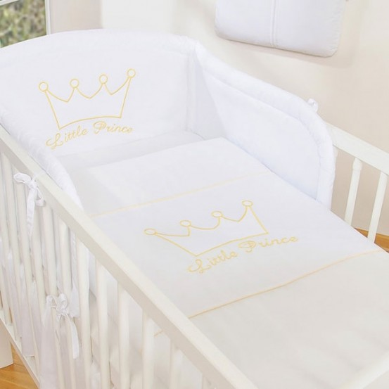 My Sweet Baby Overtrekset Little Prince/Princess Wit
